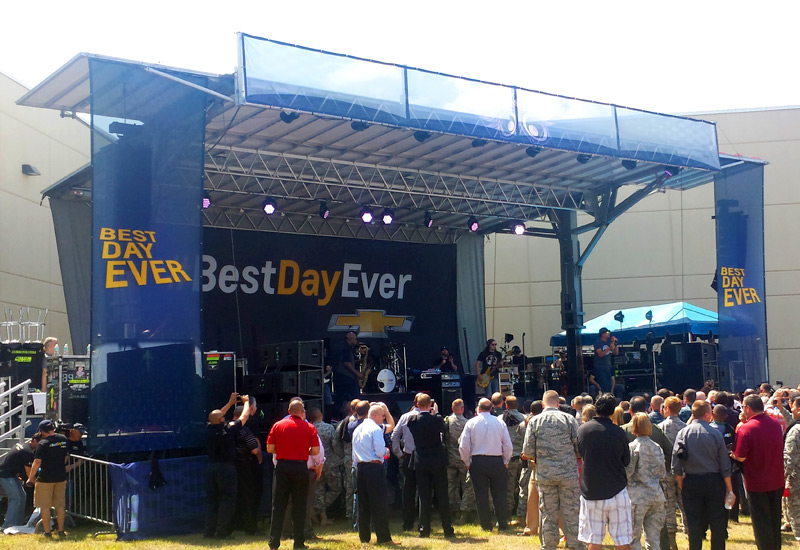 Chevy's Best Day Ever Fest
