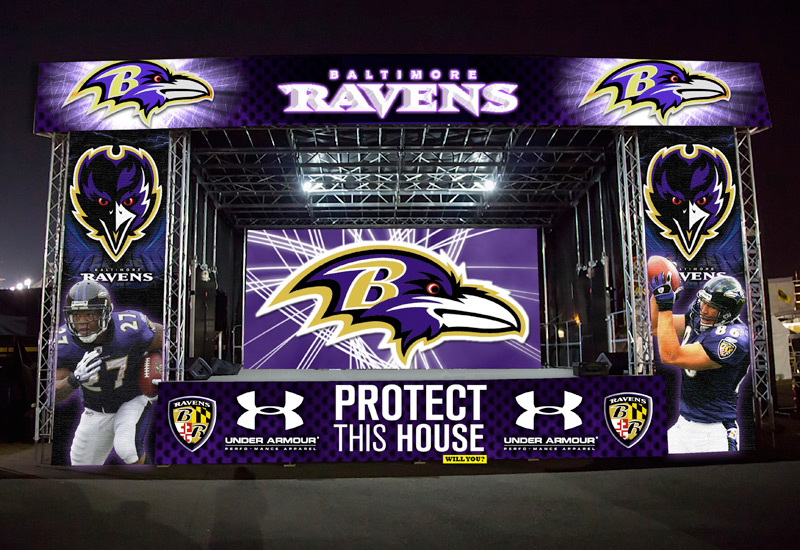 Baltimore Ravens x Under Armour