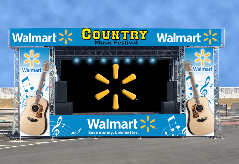 Walmart Country Music Festival